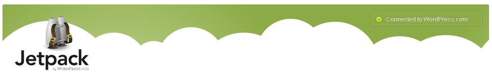 Jetpack header logo